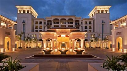 THE ST. REGIS SAADIYAT ISLAND RESORT - Abu Dhabi
