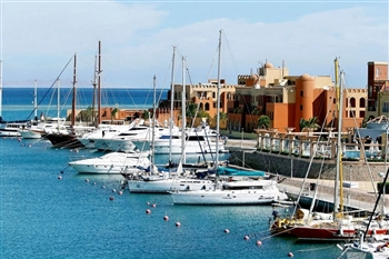 THREE CORNERS OCEAN VIEW EL GOUNA - Hurghada