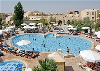 THE THREE CORNERS RIHANA RESORT - El Gouna