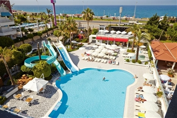 WHITE CITY BEACH HOTEL - Alanya