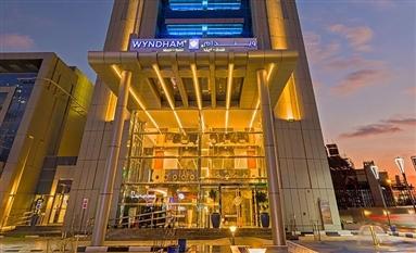 Wyndham Dubai Marina - DESCHIS in 2016! - Dubai